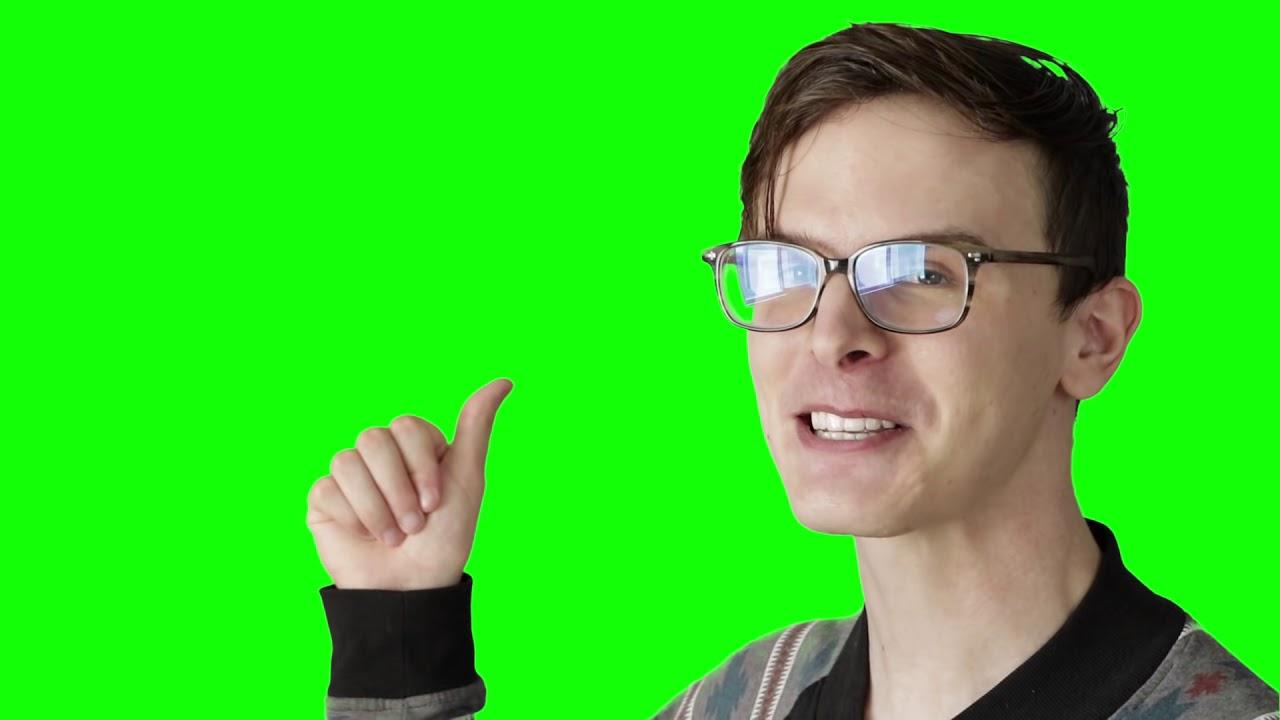 Idubbbz Green Screen  Basic  Youtube