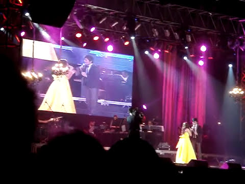Charice Pempengco with Christian Bautista Live In Concert The Prayer (Celine Dion & Andrea Bocelli)