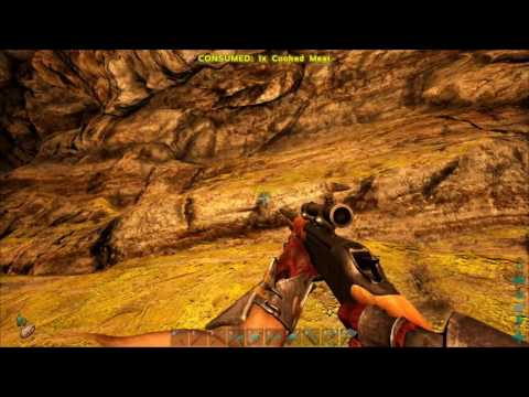 ARK:  upper south cave