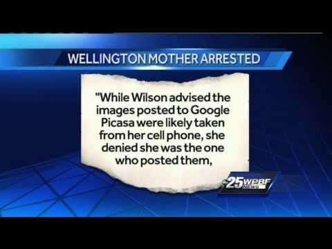 Wellington mother accused