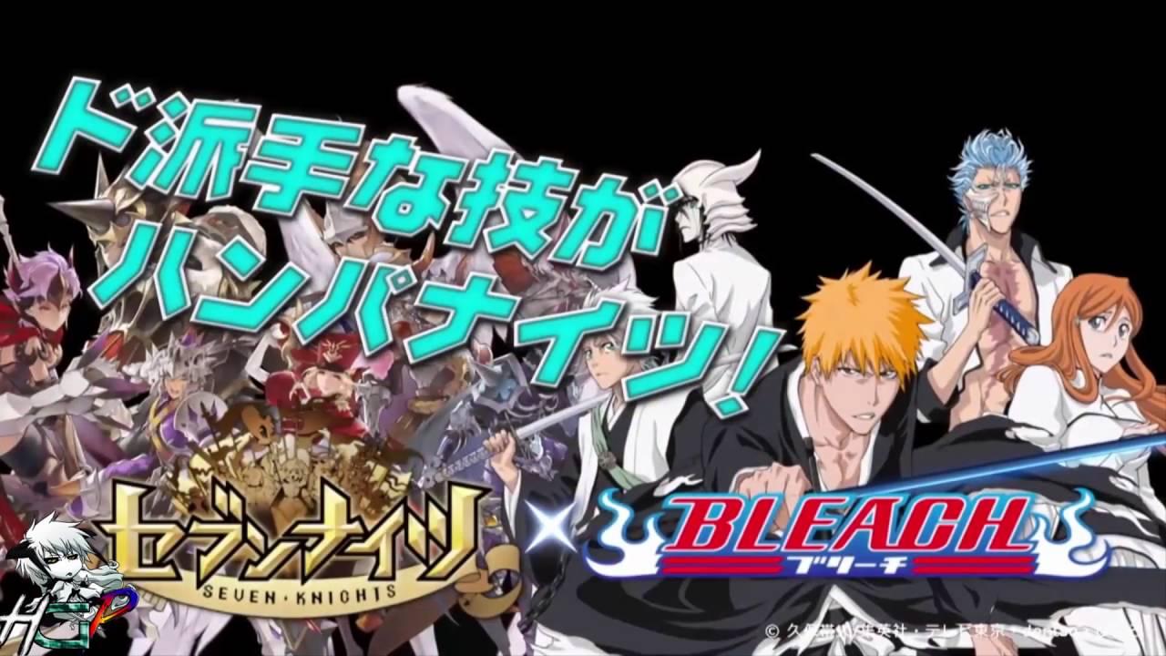 BLEACH X Seven Knights JP