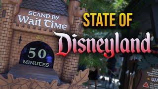 State of Disneyland