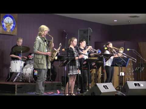 Sacramento Trad Jazz Youth Camp 2016 Band 6: Terry