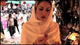 Repeat youtube video Shakira à Marrakech