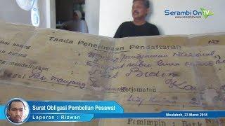 Download Video Setelah Nyak Sandang, Sekeluarga di Aceh Barat Tunjukkan 5 Obligasi Pembelian Pesawat MP3 3GP MP4