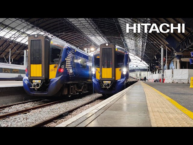 Battery trains speed towards net zero emissions - Hitachi