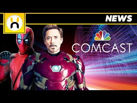 Comcast Looking to Stop Disney FOX Deal With New Offer