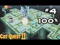 Cat Quest II (2) - 100% Gameplay Walkthrough [Part 4 - Digging for Shards] PS4 Pro