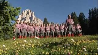 Coro Sasslong - La Montanara 2008