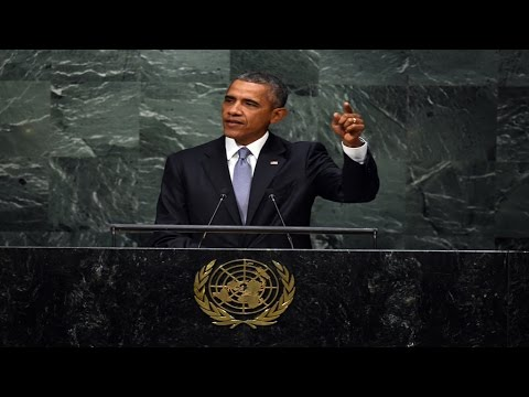 REPLAY - Watch US president Obama full address to UN General Assembly