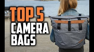 Best Camera Bags in 2018 - Which Is The Best Camera Backpack?