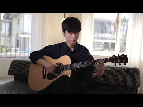 Sungha Jung Blue Day Tab