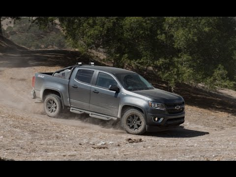 2016 Chevrolet Colorado Diesel Youtube