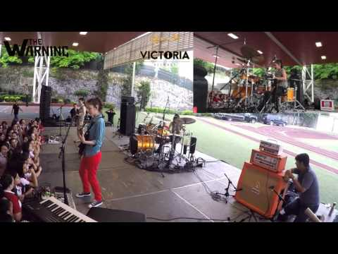 EVERLONG - FOO FIGHTERS COVER - THE WARNING @ LICEO