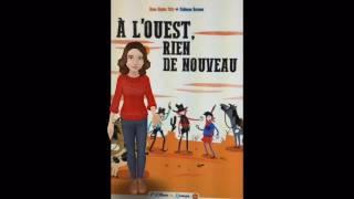 A l'ouest rien de nouveau - Tilly Brunner - Oskar 2016 clip littéraire