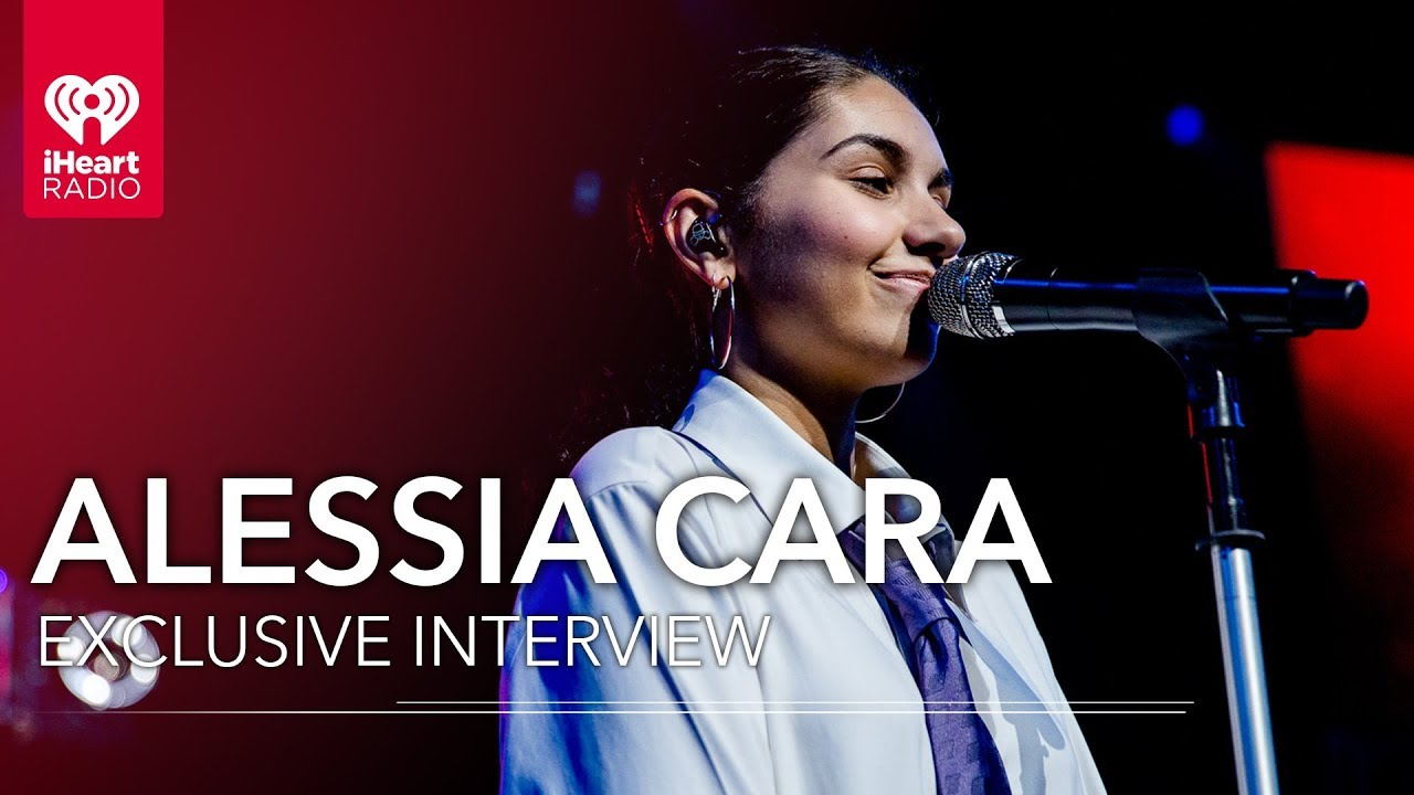 Iheart Christmas.What Is Alessia Cara Doing For Christmas Iheartradio Album Release Party