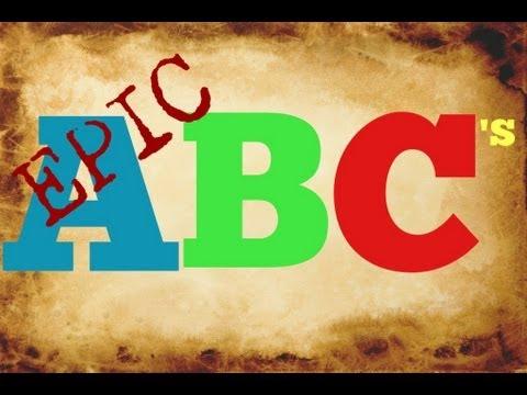 Epic ABC Song! (A DevinAndErica Baby Jam Featuring LoraAndLayton) (Episode 153)