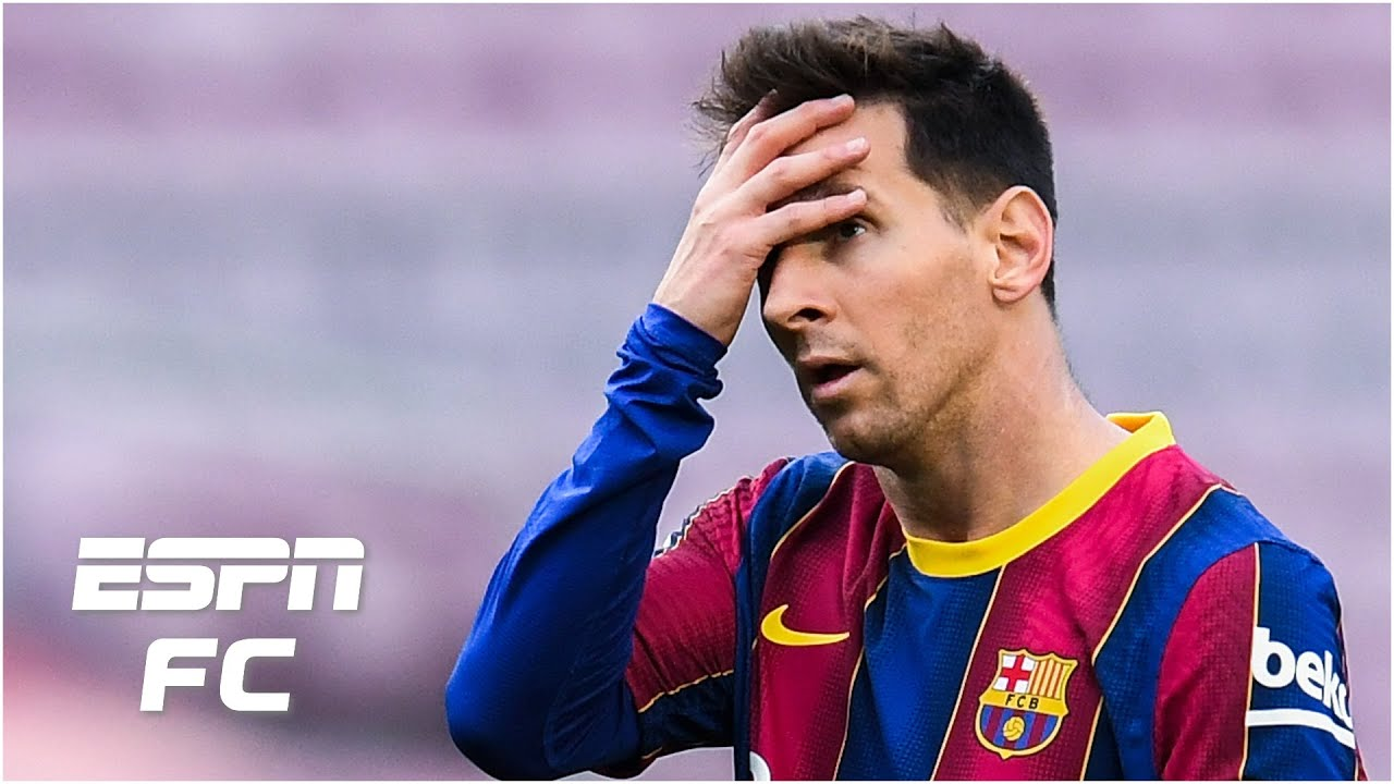Should Lionel Messi take a PAY CUT to help Barcelona's finances?   ESPN FC