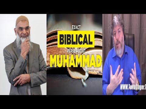 Is Muhammad (pbuh) prophesied in the Torah? - Dr. Shabir answers Rabbi Tovia Singer