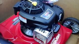 Buy Hyper Tough 20 in  Briggs & Stratton 125cc Gas Push