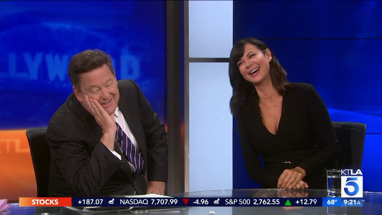 Catherine Bell on Co-Starring with James Denton in