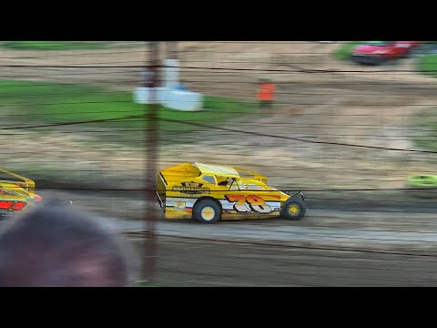 358 modified at Grandview Speedway August 3, 2019!