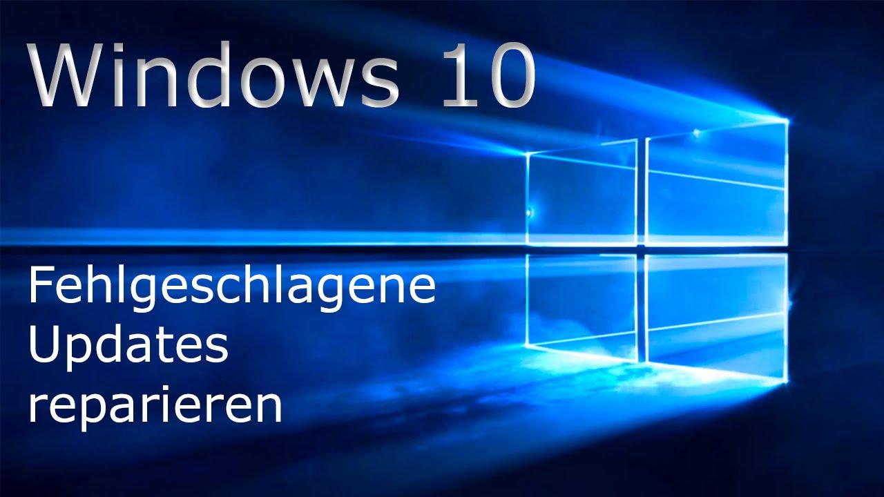 Windows Update Reparieren