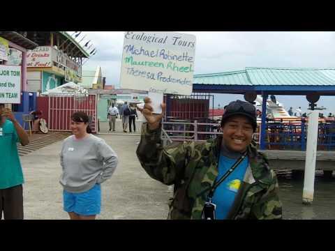 Carnival Legend. Eco Tours Belize.