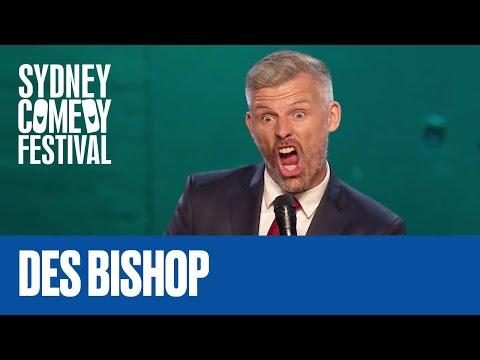 Des Bishop - Sydney Comedy Festival 2017