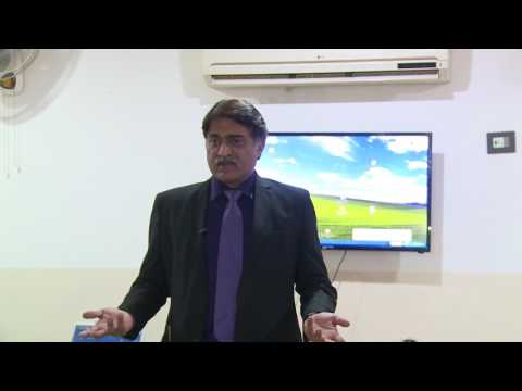 Introduction to various dimensions of wellness by Mr. Kabir Dhingra
