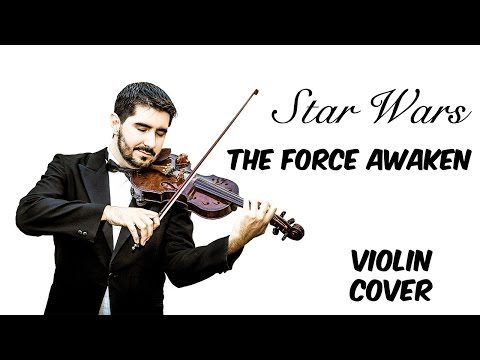 Star Wars - The Force Awakens Theme Violin Cover