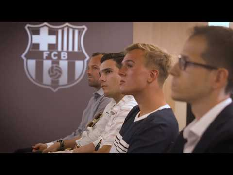 Master in Football Business in partnership with FC Barcelona