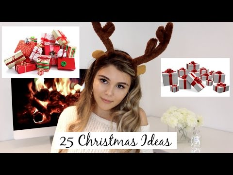 HOLIDAY GIFT GUIDE 2016: 25 CHRISTMAS GIFT IDEAS I Olivia Jade