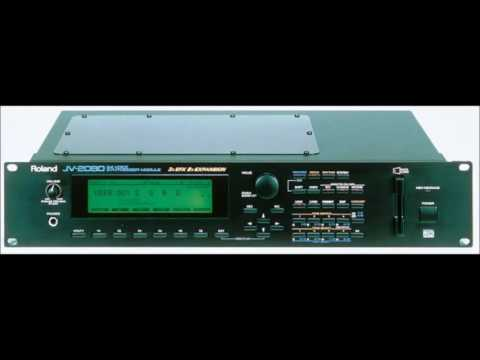 Roland JV-2080 Demo Preset E Sounds