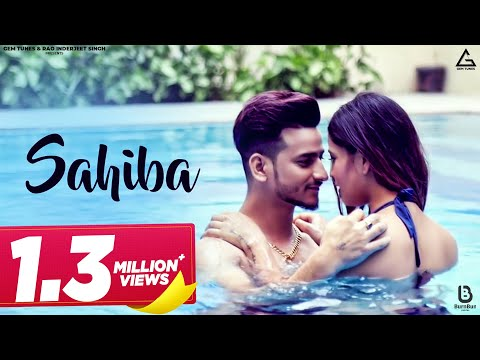 SAHIBA / VICKY THAKUR/ OFFICIAL SONG / LATEST HINDI AND PUNJABI SONG 2017/ BEGRAJ FILMS