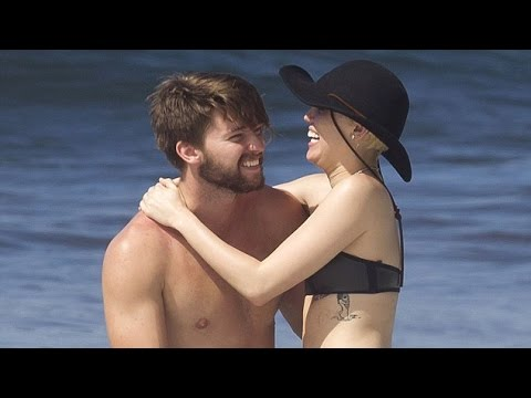 Miley Cyrus and Patrick Schwarzenegger Hawaiian passion-filled getaway. Jan 2015