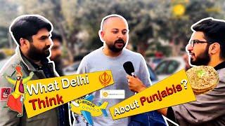 What Delhi Think About Punjabis? || Aji Suniye || @CreativeAunty