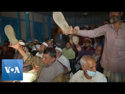 Rohingya Refugees Accuse
