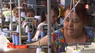 MOLDAVIE : le nouvel atelier du textile de l'Europe