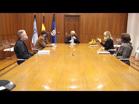 Reunión Baltar - Jurado del OUFF 28.9.20