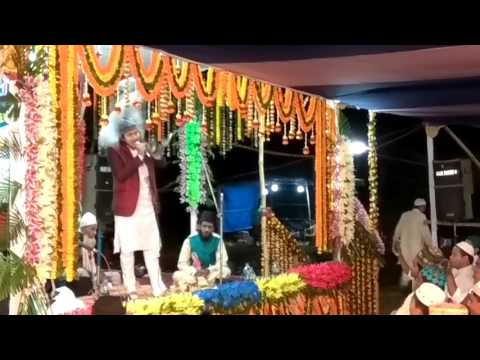 Nadeem Raza Faizi Madhupuri - IDHAR AO YE DEWANO - JALSA IMAM AHMAD RAZA CONFREANCE 2017