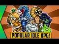 Idle Skilling - INCREMENTAL RPG ADVENTURE (300+ MOBS, LOOT, CRAFTING) | MGQ Ep. 256