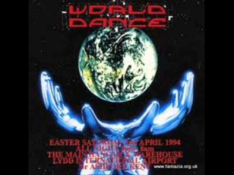 Dj Dougal World Dance 2nd April 1994 @ Lydd