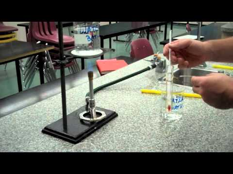h20 phase change lab Objective: you will observe the temperature changes of a volume of water as  heat is added and  undergoes phase changes of solid to liquid and liquid to gas.