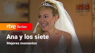 Ana y los siete: 5x12 - La esperada boda I    RTVE Series