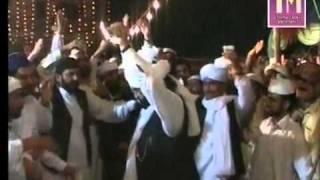 Pir Naseer uddin Naseer shah sahib wajd in Qawali