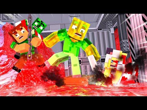 DIESES WASSER ist 100% TÖDLICH?! - Minecraft FLUT