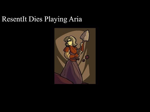 (Failed 9/21/2017 Daily) Crypt of the NecroDancer: Aria Attempts - Episode 15