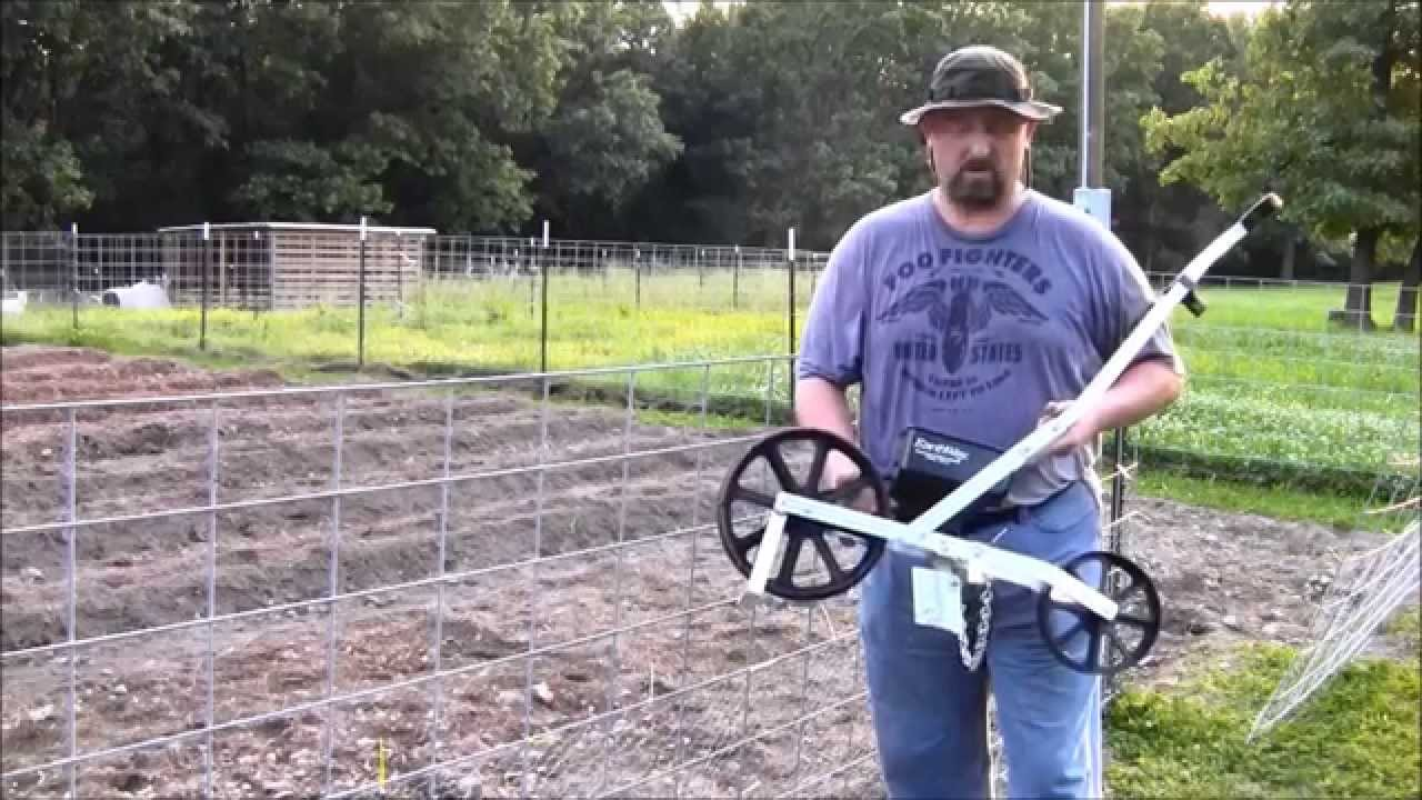 Earthway Precision Garden Seeder Review Food Plot Prep Part 4