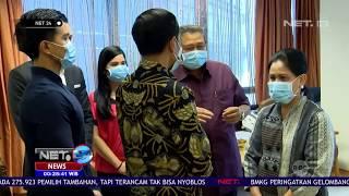 Presiden Jokowi dan Ibu Negara Berikan Dukungan untuk Ani Yudhoyono NET24